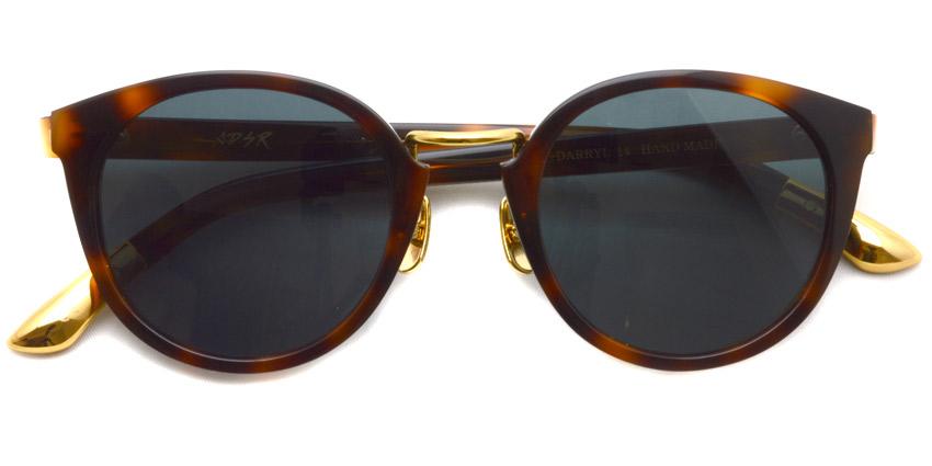 A.D.S.R. / DARRYL14 / HAVANA BROWN - GOLD / ¥17,000 + tax