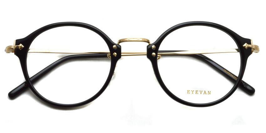 EYEVAN / E-0507 / BKG / ¥33,000+tax