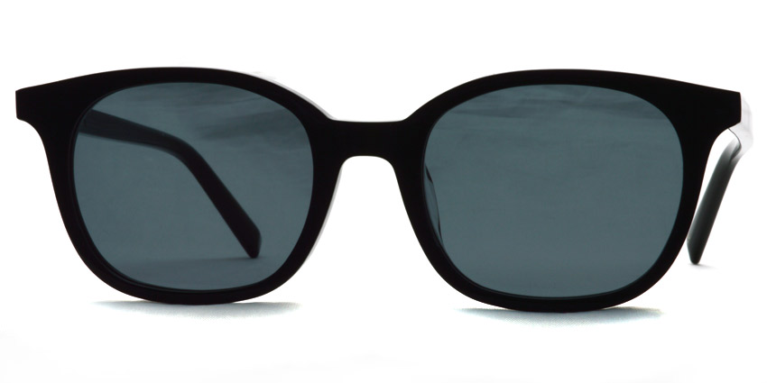 A.D.S.R. / MONK01(a) / Shiny Black - Black Lenses