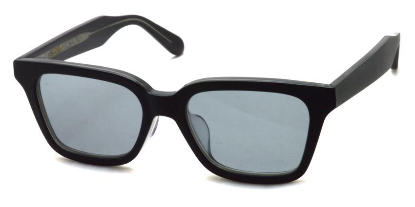 A.D.S.R. / NAVARRO05 / Matte Black & Clear Black - Light Gray Lenses / ¥18,000 + tax