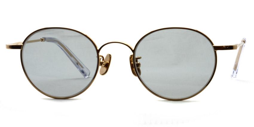 A.D.S.R. / LOU01(d) / Gold - Light Gray / ¥19,000 +tax