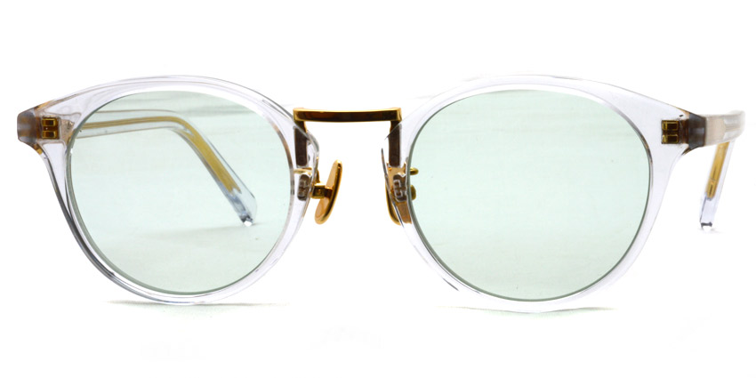 A.D.S.R. / EDDIE04 / Clear / Gold - Mint / ¥18,000 +tax