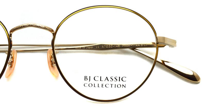 BJ CLASSIC / PREM-114AS LT / color* 1 - 10 / ¥32,000 + tax