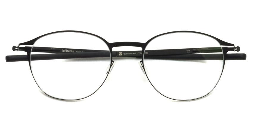 ネジ不使用の軽量シートメタルフレーム「アイシーベルリン」よりスーツに合うメガネ!