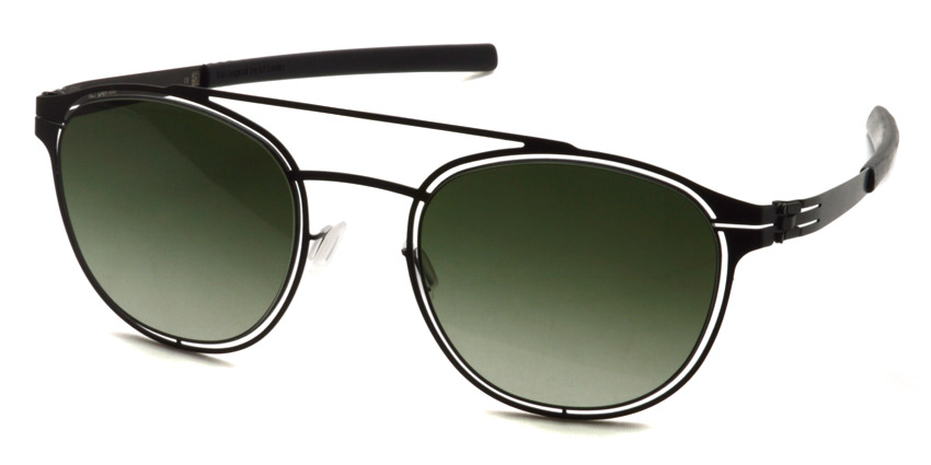 ic!berlin / Simplicity / Black - Gray Gradient / ¥53,000 +tax