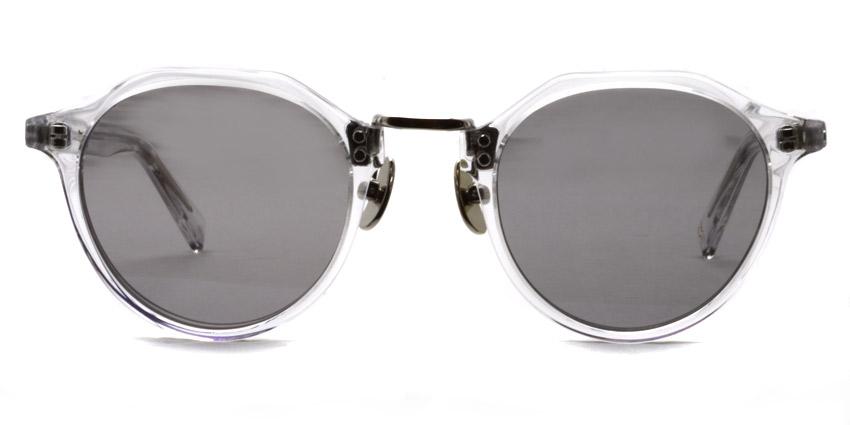 A.D.S.R. / SATCHMO03 (d) / Clear - Silver- Light Grey / ¥19,000 + tax