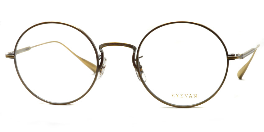 EYEVAN / MARCED / Antique Gold / ¥32,000+tax