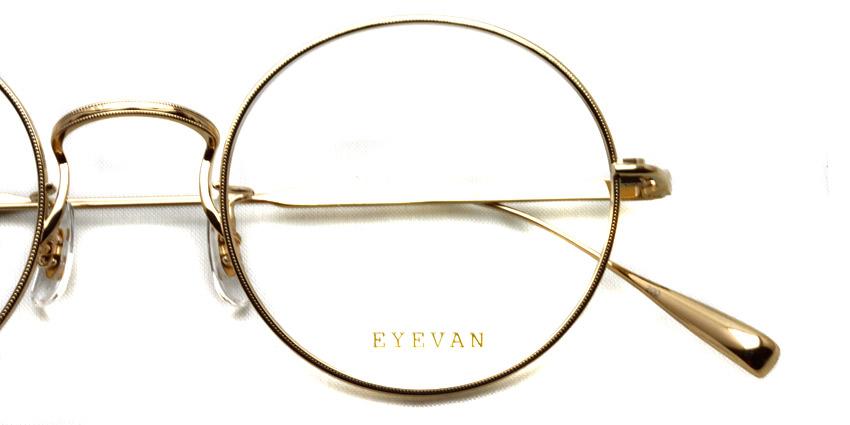 EYEVAN / MARCED / Gold / ¥32,000+tax
