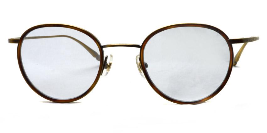 CLAYTON FRANKLIN / 606 Sun / AGP/MDM - Light Blue Gray Lenses / ¥33,000 + tax