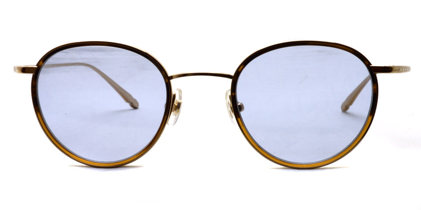 CLAYTON FRANKLIN / 606 Sun / GP/HB - Light Blue Purple Lenses / ¥33,000 + tax