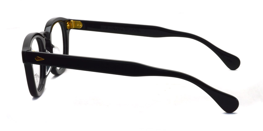 JULIUS TART OPTICAL / AR GOLD / BLACK / ¥39,000+tax