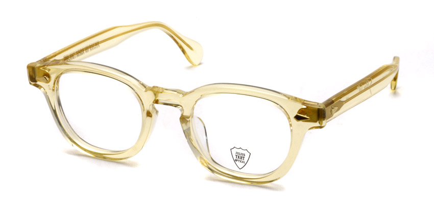 JULIUS TART OPTICAL / AR GOLD / Champagne / Bridge : 22mm / ¥39,000+tax