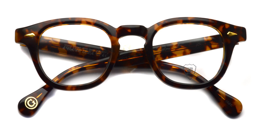 JULIUS TART OPTICAL / AR GOLD / TORTOISE / Bridge : 24mm / ¥39,000+tax