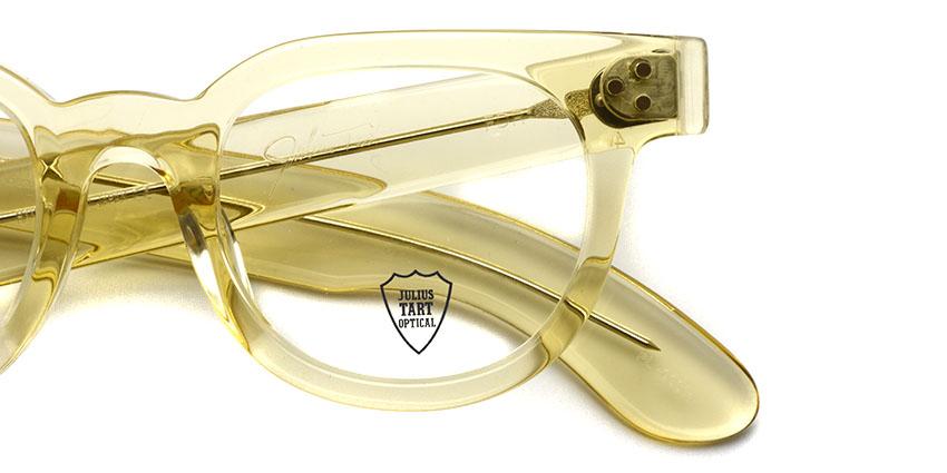 JULIUS TART OPTICAL / FDR / bridge : 22mm / Champagne / ¥37,000+tax