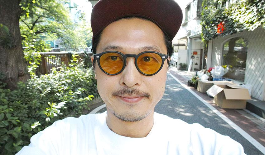 EYEVAN / PUERTO Sun / MBK - MUSTARD / ¥33,000 (including tax)