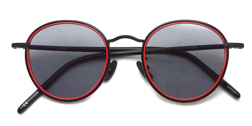 A.D.S.R. / CAMERON04 / Shin Black- Red - Gray / ¥20,000 + tax