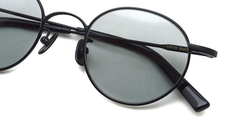 A.D.S.R. / LOU03(c) / Matte Black - Lt.Gray / ¥19,000 +tax